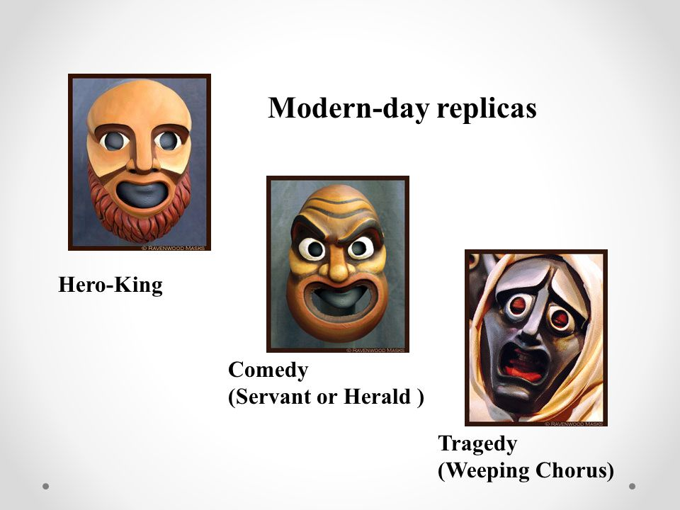 Modern-day replicas Hero-King Comedy (Servant or Herald )