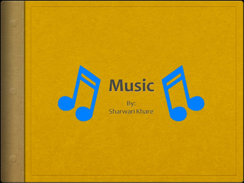 Music By: Sharwari Khare