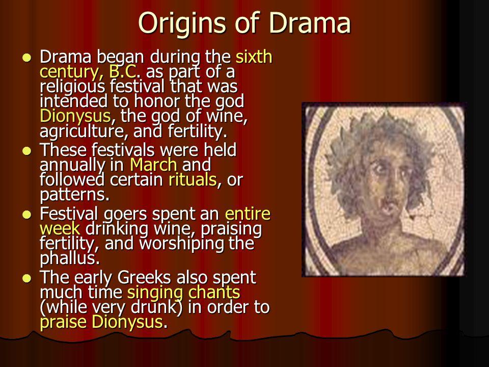 Origins of Drama
