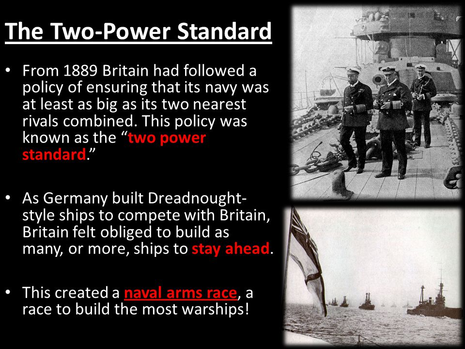 The Two-Power Standard