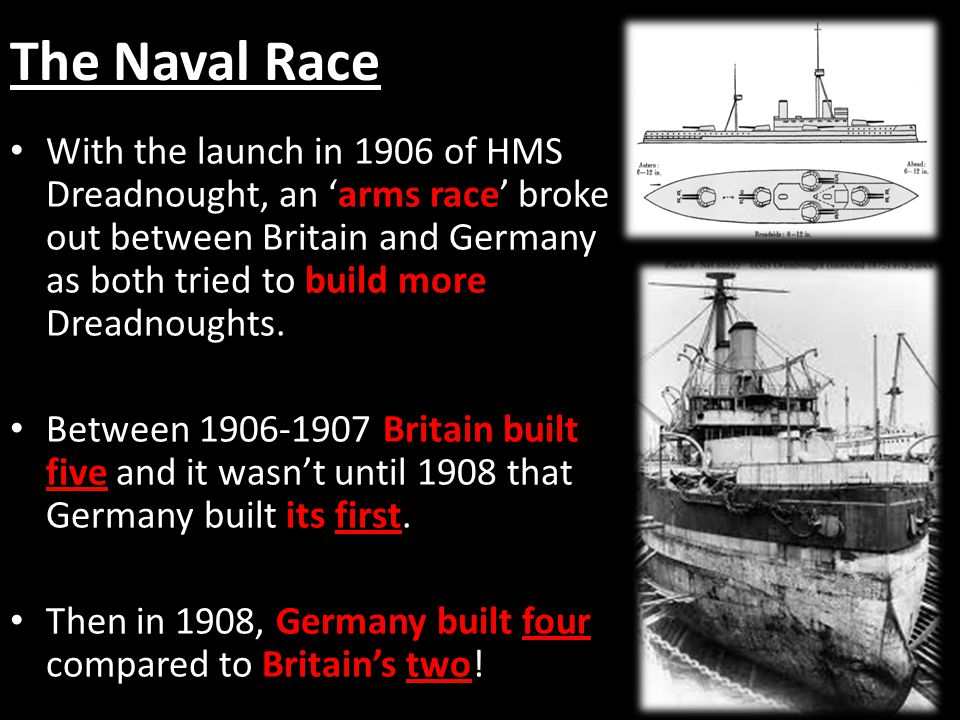 The Naval Race