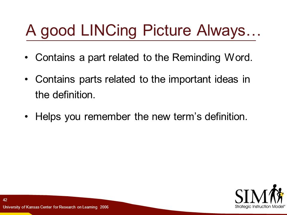 A good LINCing Picture Always…