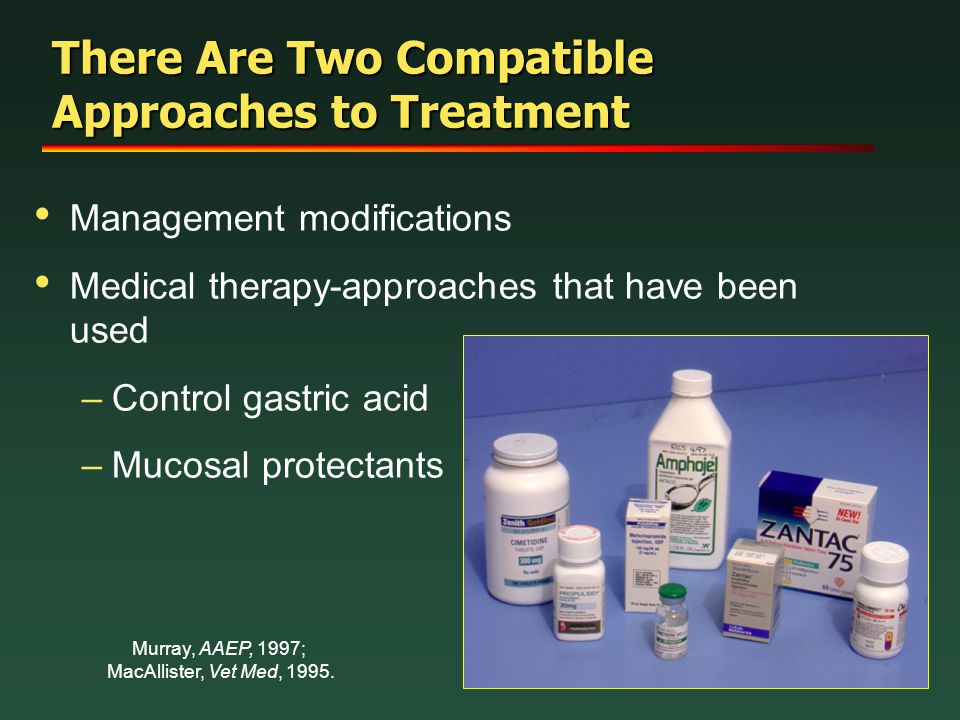 There Are Two Compatible Approaches to Treatment