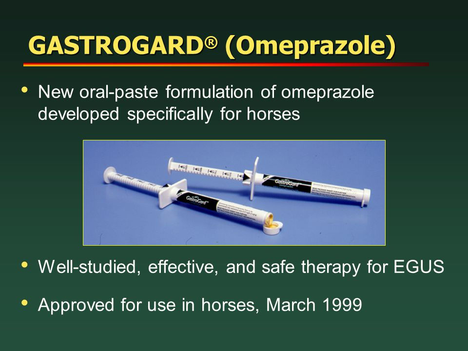 GASTROGARD® (Omeprazole)