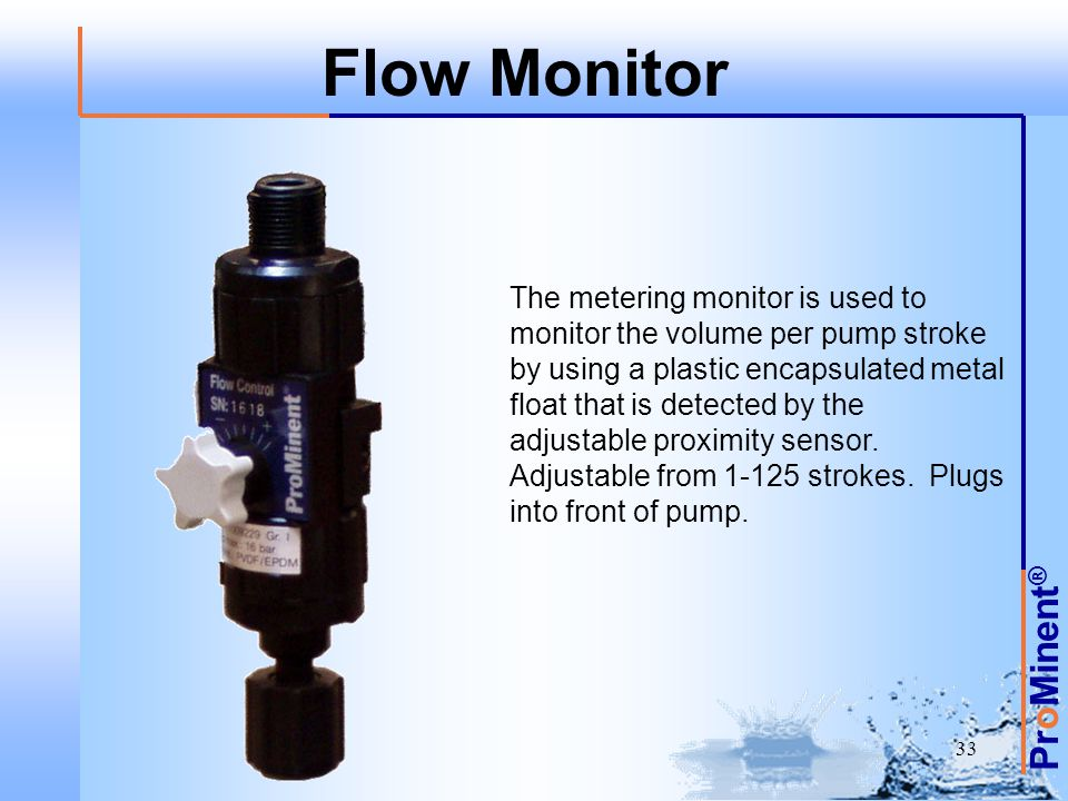 Flow Monitor