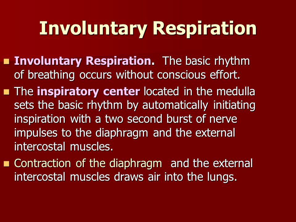 Involuntary Respiration