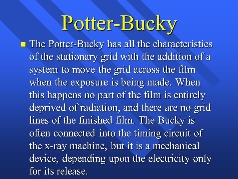 Potter-Bucky