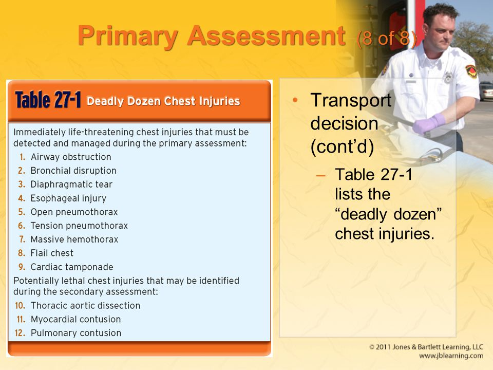 Primary Assessment (8 of 8)