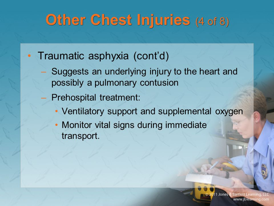 Other Chest Injuries (4 of 8)