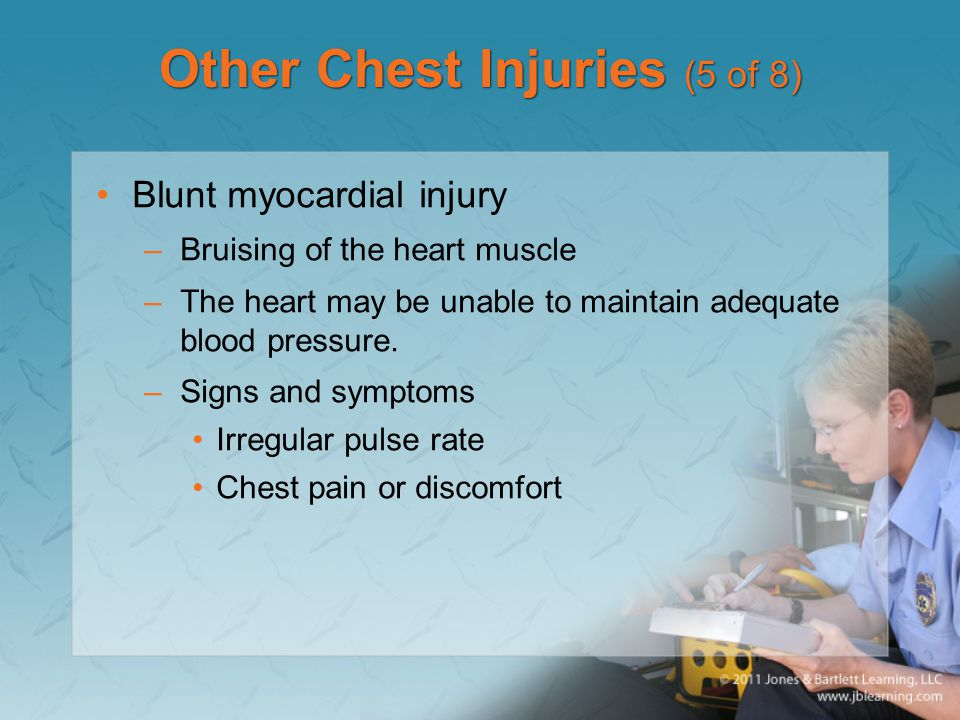 Other Chest Injuries (5 of 8)