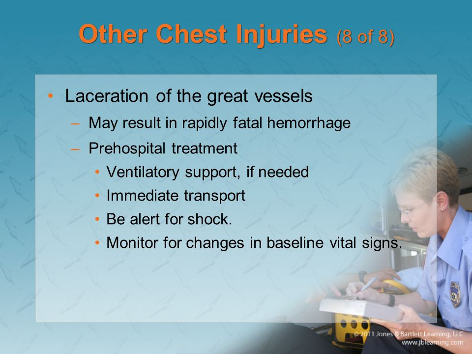 Other Chest Injuries (8 of 8)