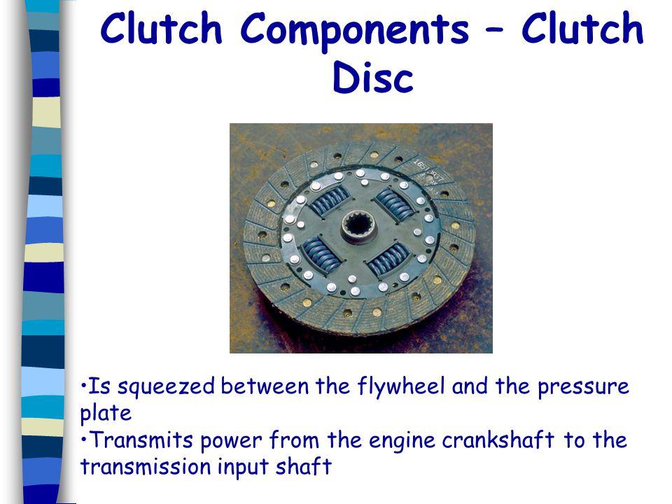 Clutch Components – Clutch Disc