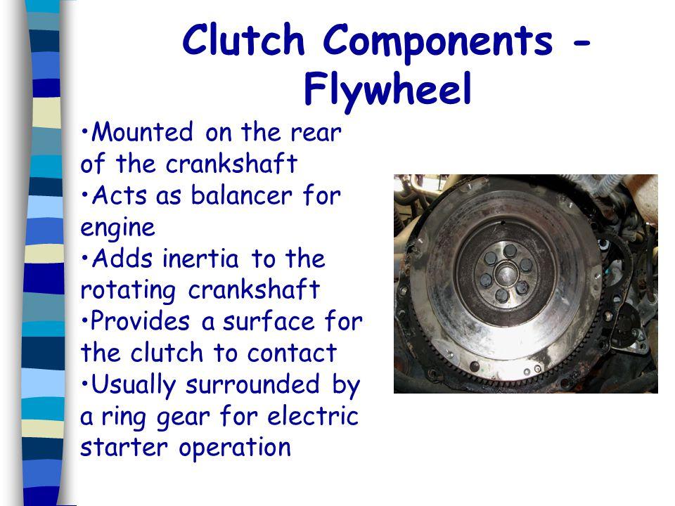 Clutch Components - Flywheel