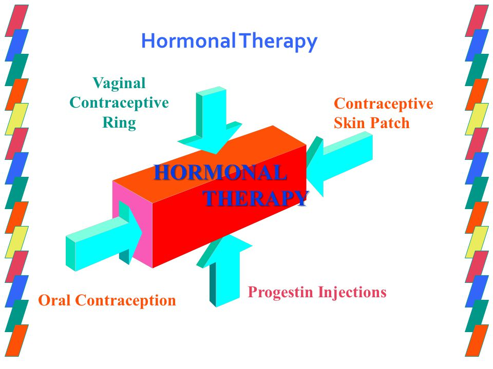 Hormonal Therapy HORMONAL THERAPY Vaginal Contraceptive Ring