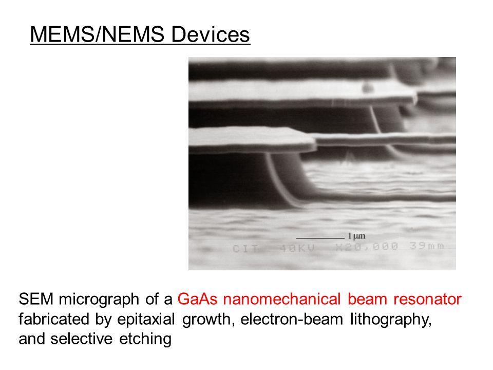 MEMS/NEMS Devices