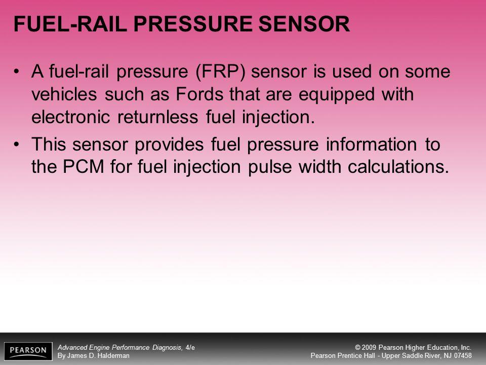 FUEL-RAIL PRESSURE SENSOR