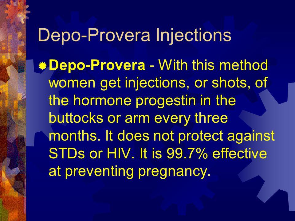 Depo-Provera Injections