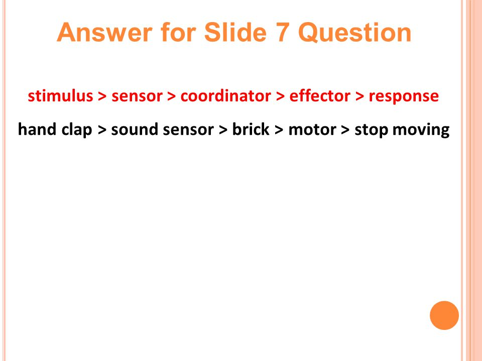 Answer for Slide 7 Question