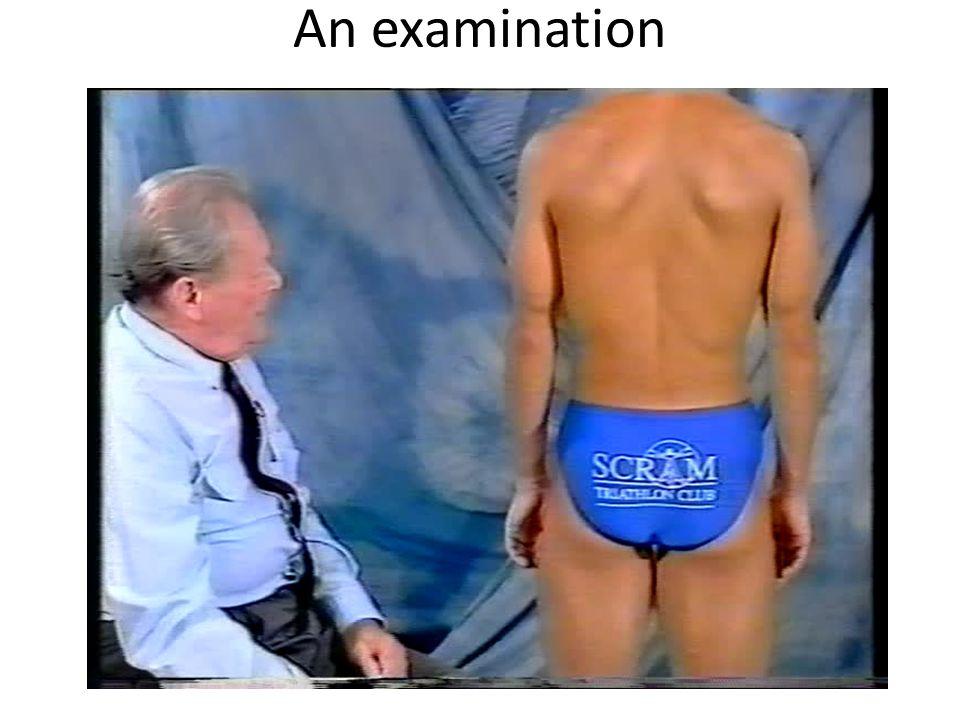 An examination