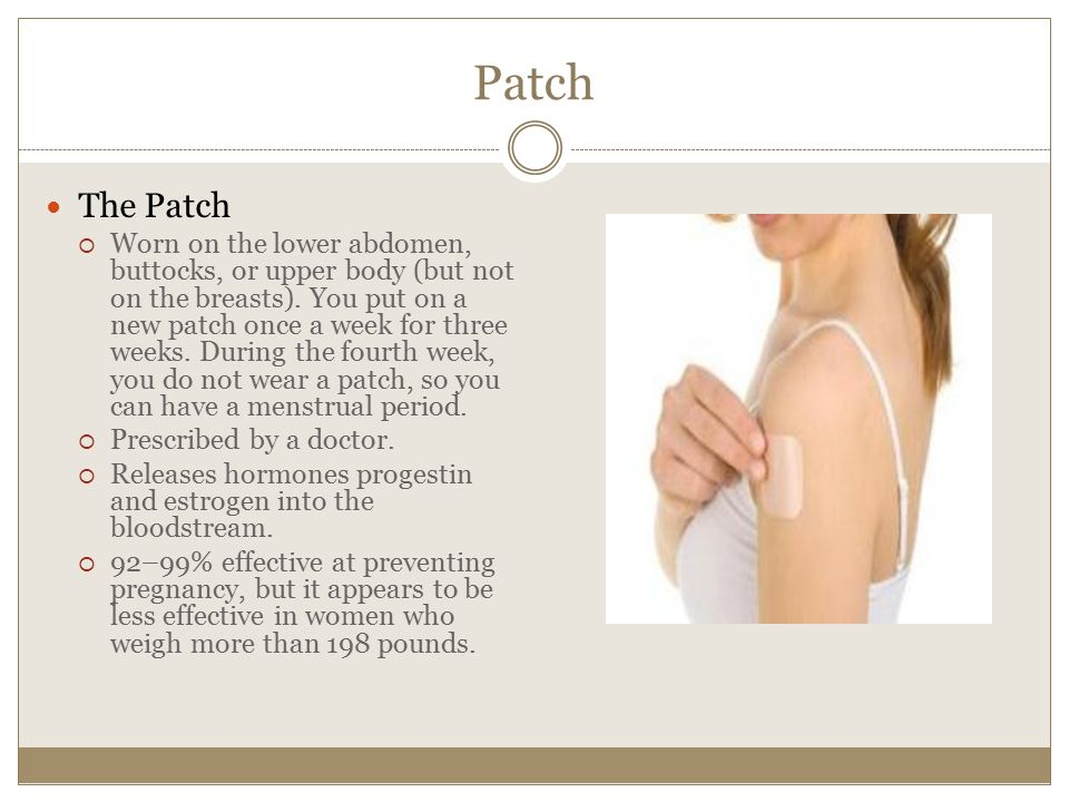 Patch The Patch.