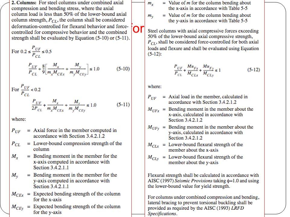 Acceptance Criteria for LSP, LDP