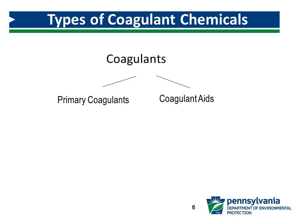 Types of Coagulant Chemicals