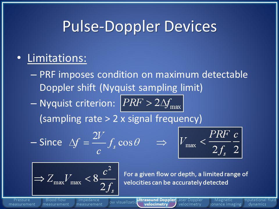 Pulse-Doppler Devices