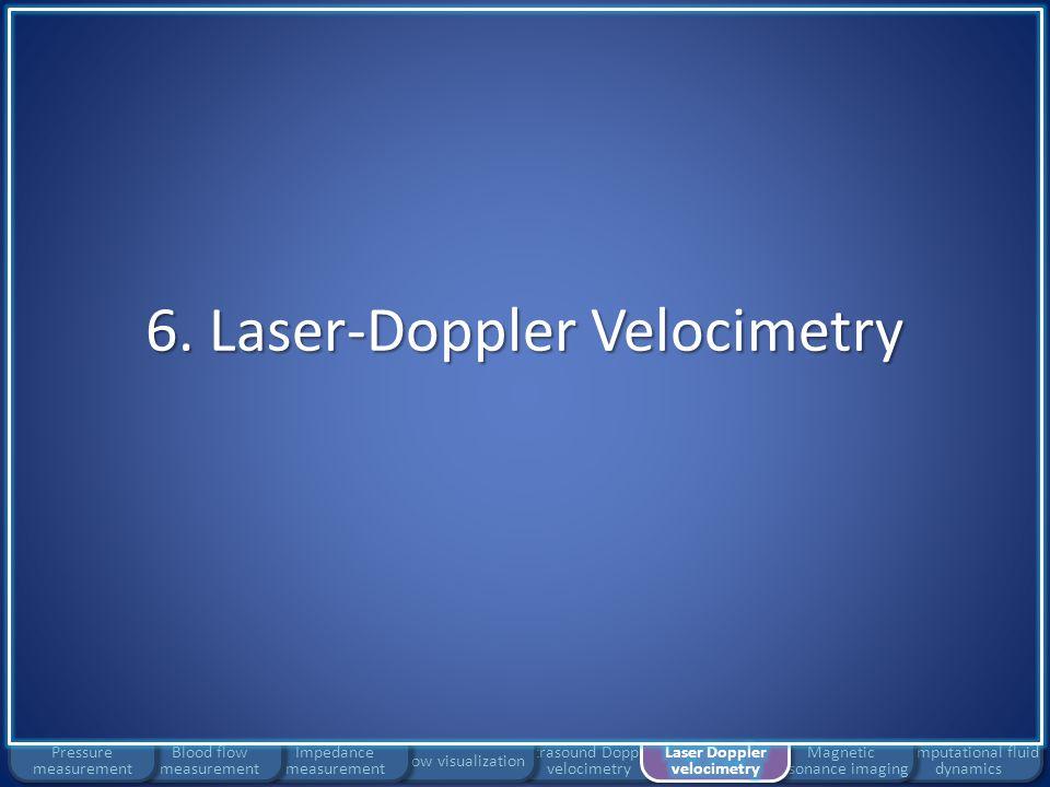 6. Laser-Doppler Velocimetry