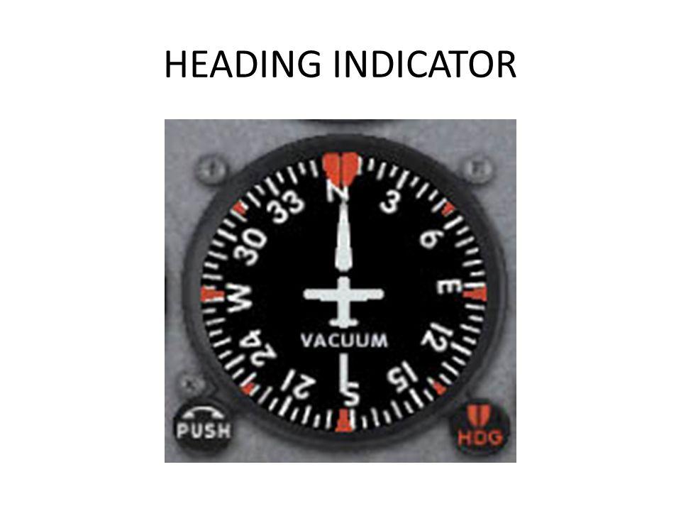 HEADING INDICATOR