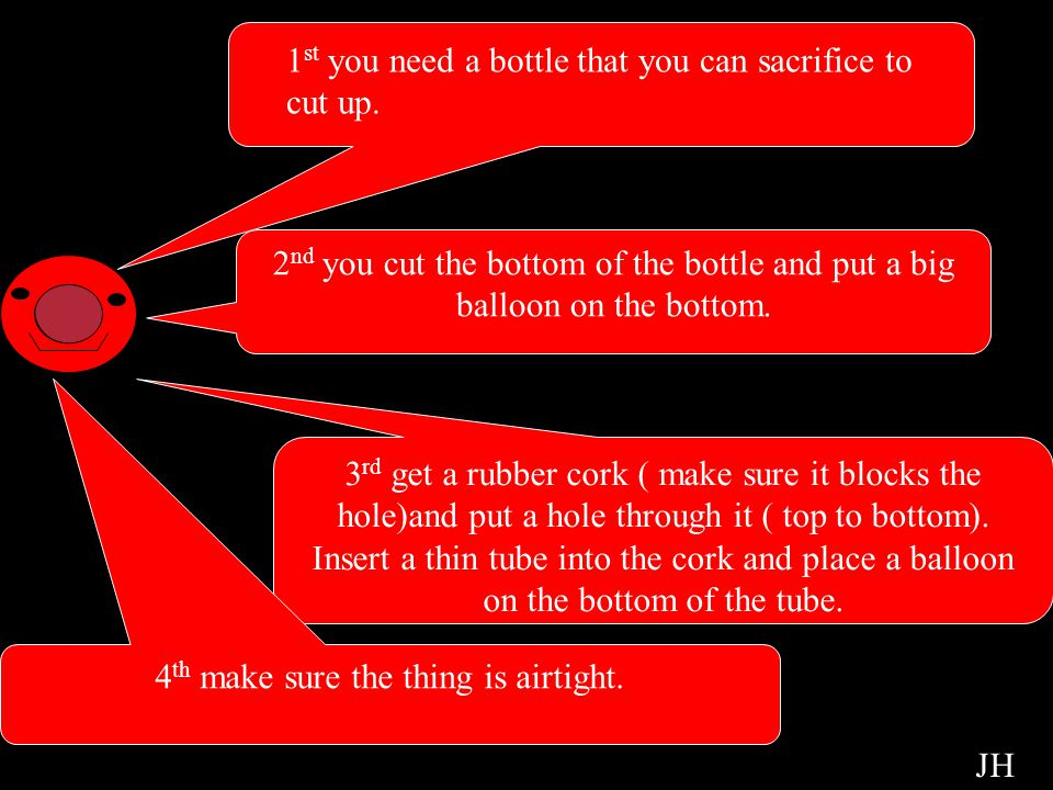 Experiment Instructions