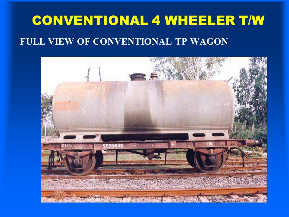 CONVENTIONAL 4 WHEELER T/W