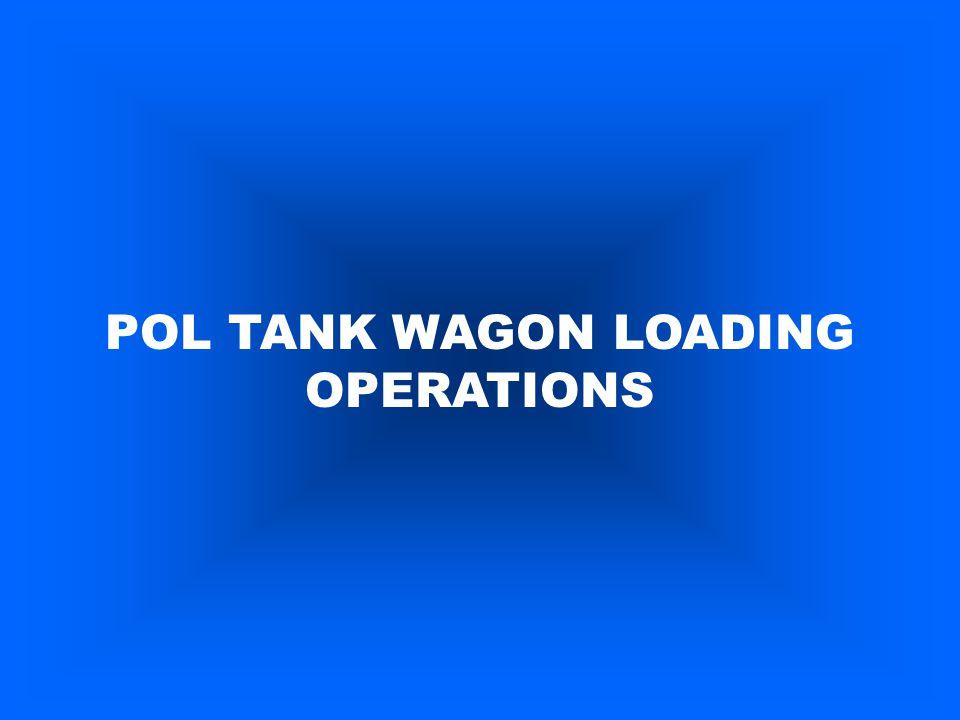 POL TANK WAGON LOADING OPERATIONS