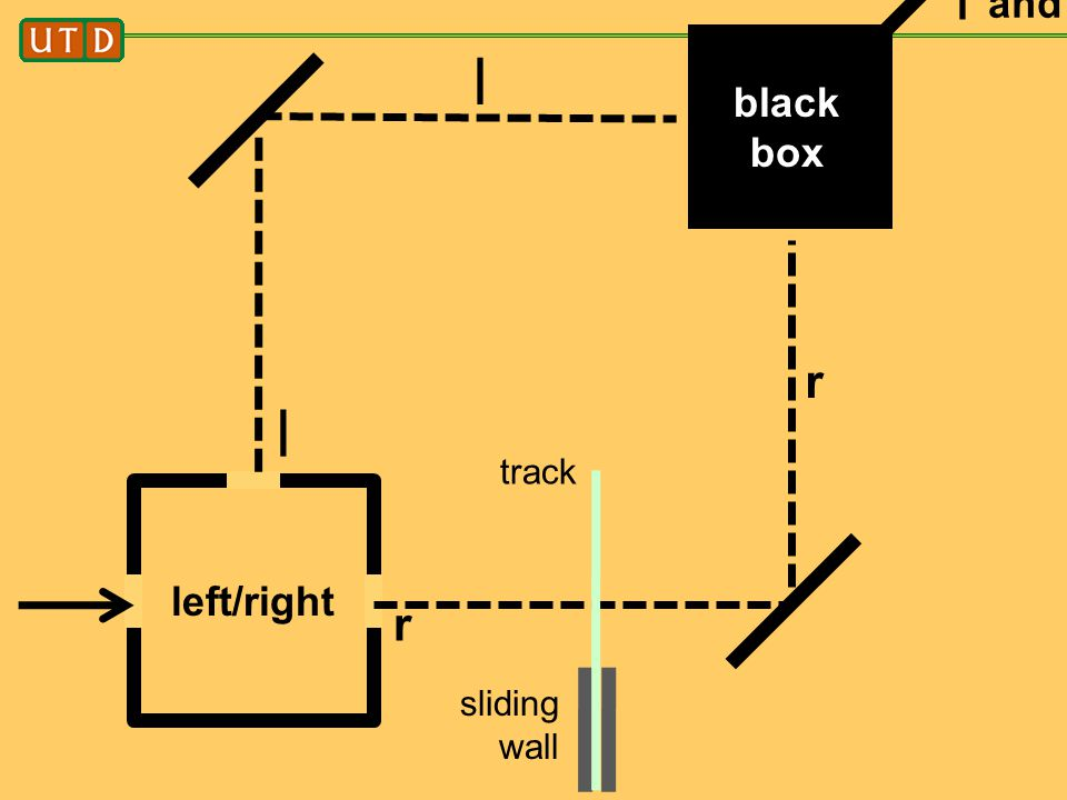 l and r l black box r l track left/right r sliding wall