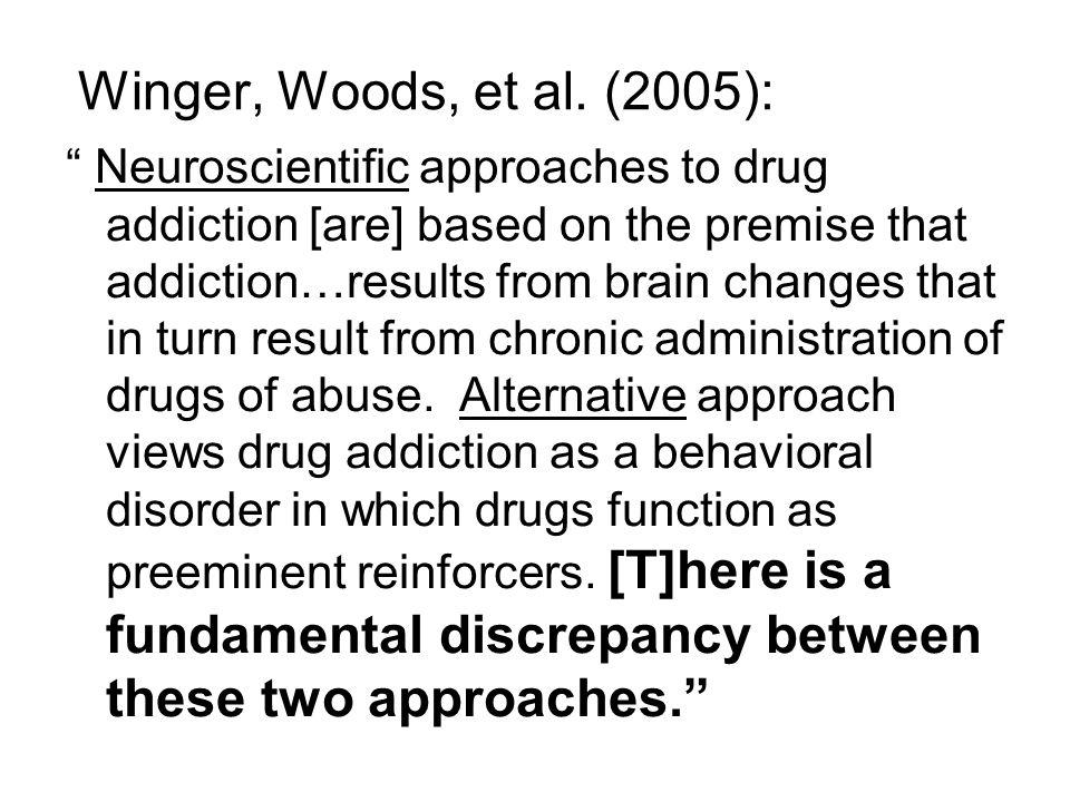 Winger, Woods, et al. (2005):