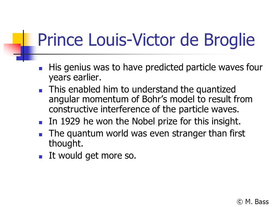 Prince Louis-Victor de Broglie