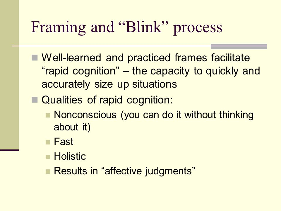 Blink The Power Of Thinking Without Thinking Pdf