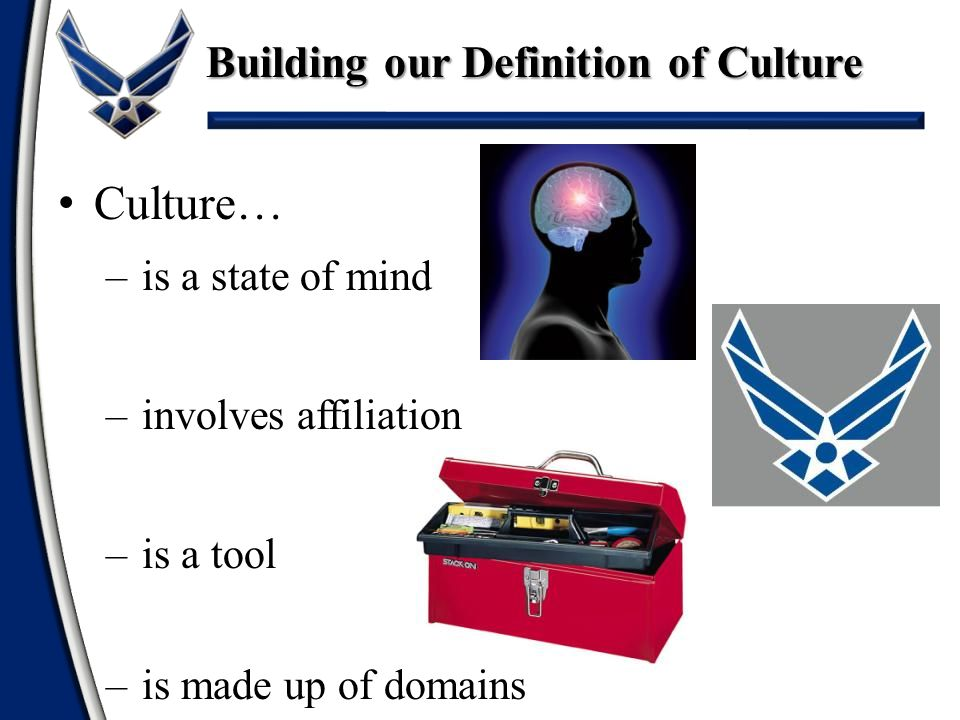Building our Definition of Culture