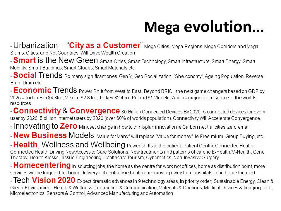 Mega evolution...
