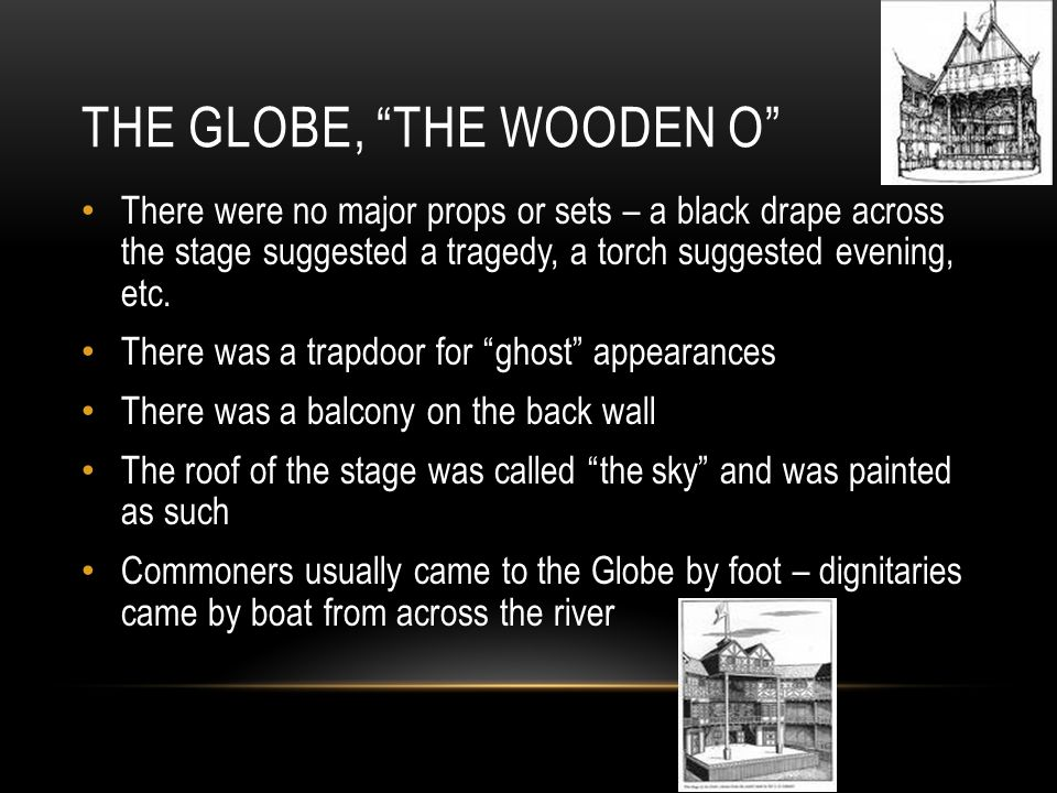 The Globe, The Wooden O
