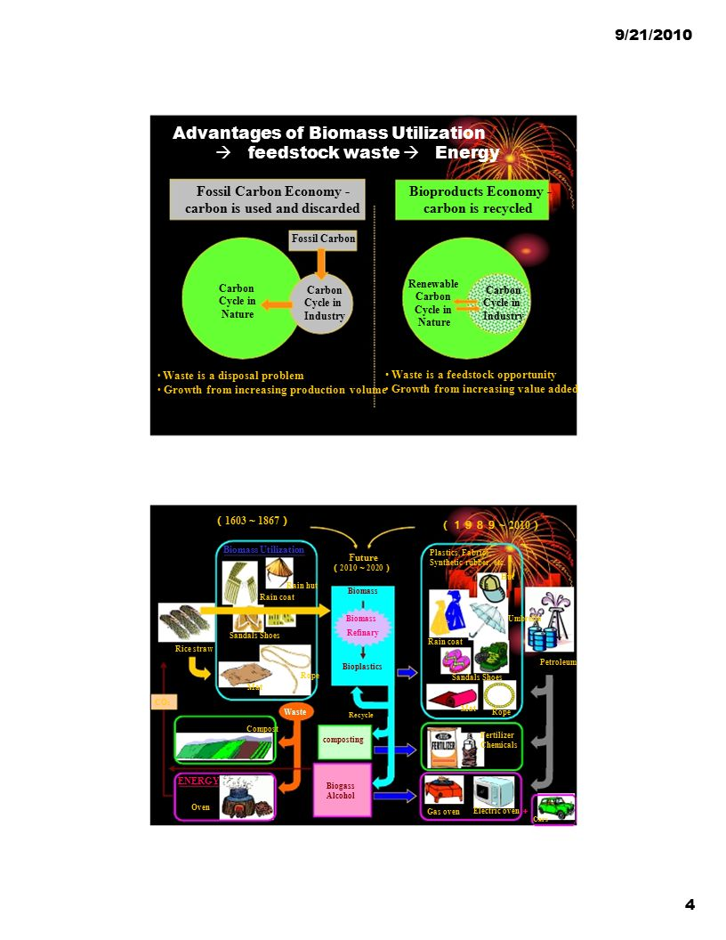 Fossil Carbon Economy -