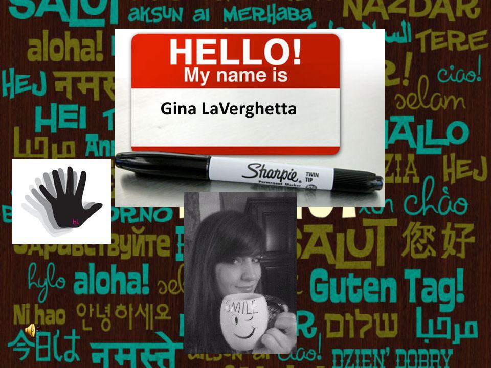 Gina LaVerghetta