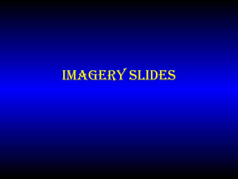 Imagery slides