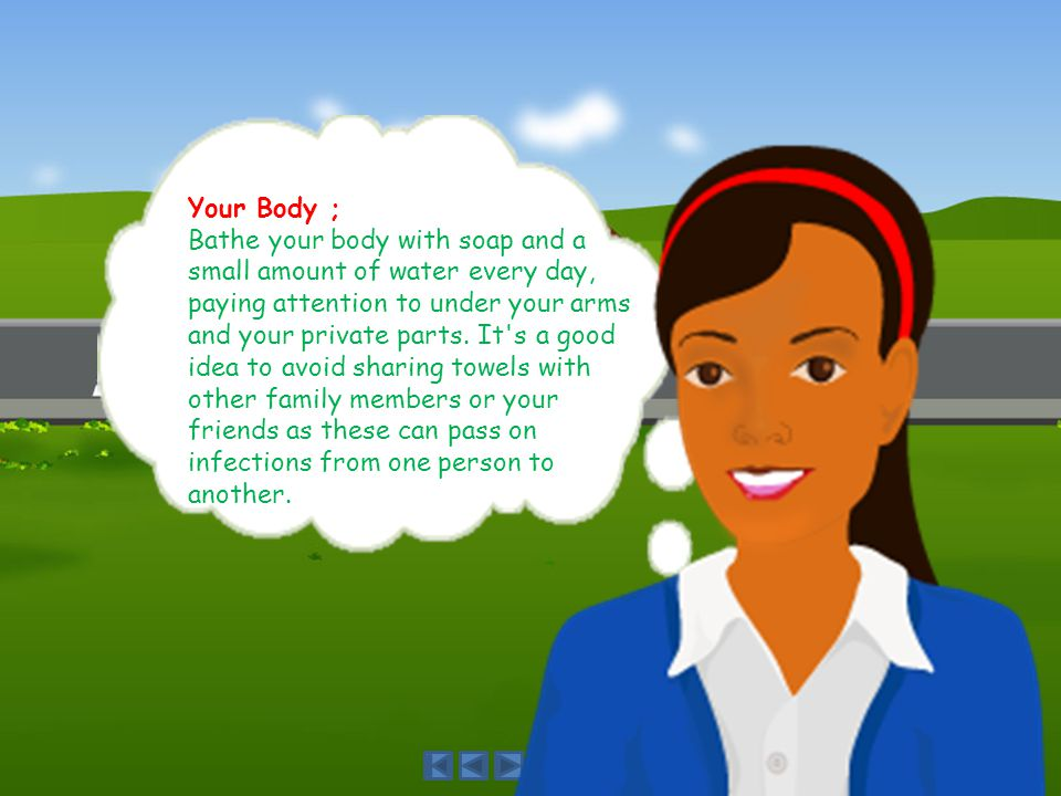 Your Body ;