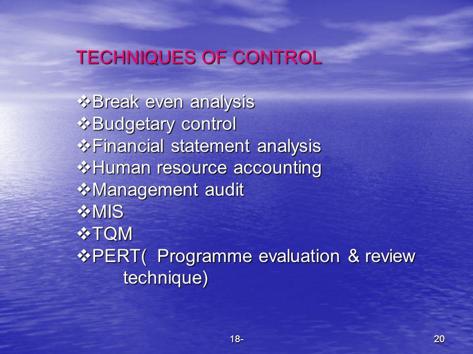Financial statement analysis Human resource accounting