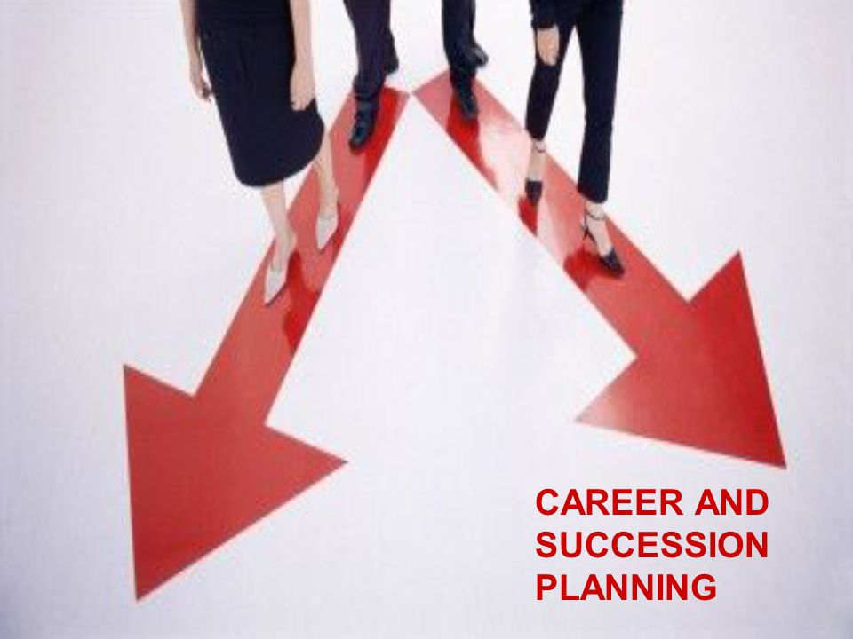 CAREER AND SUCCESSION PLANNING