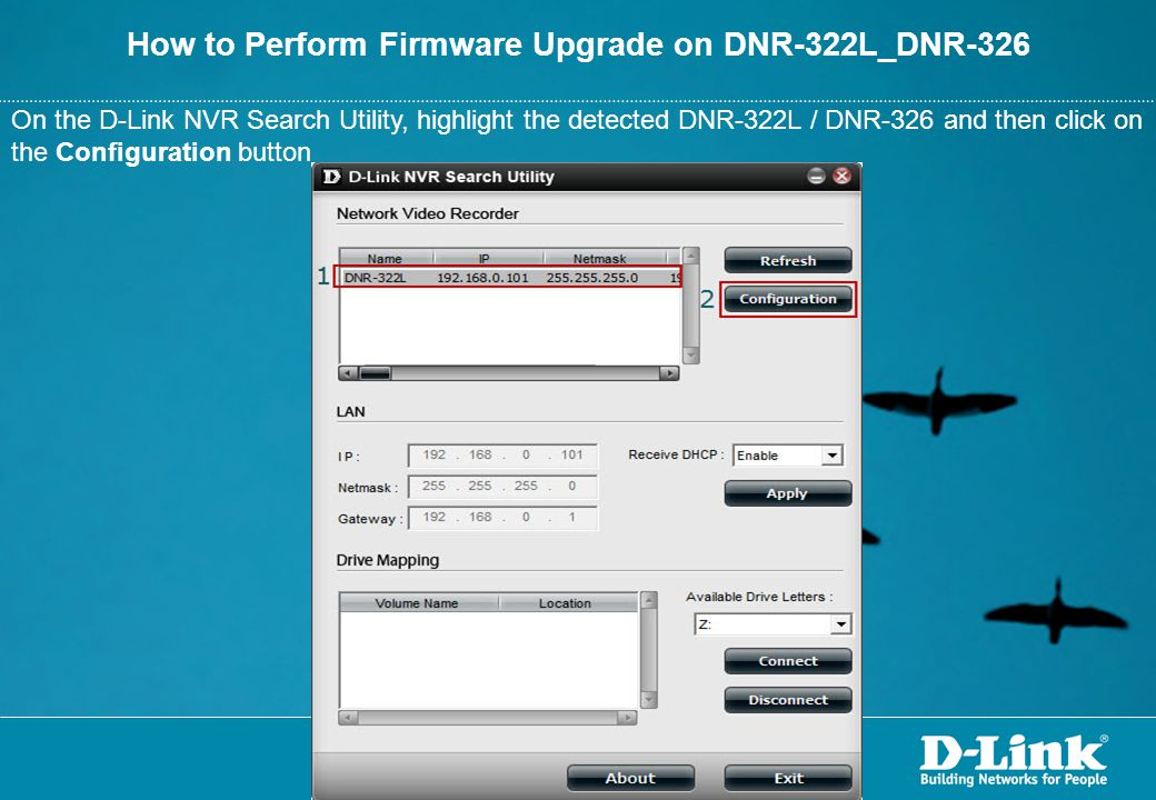 How to Perform Firmware Upgrade on DNR-322L_DNR-326