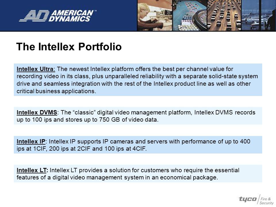The Intellex Portfolio
