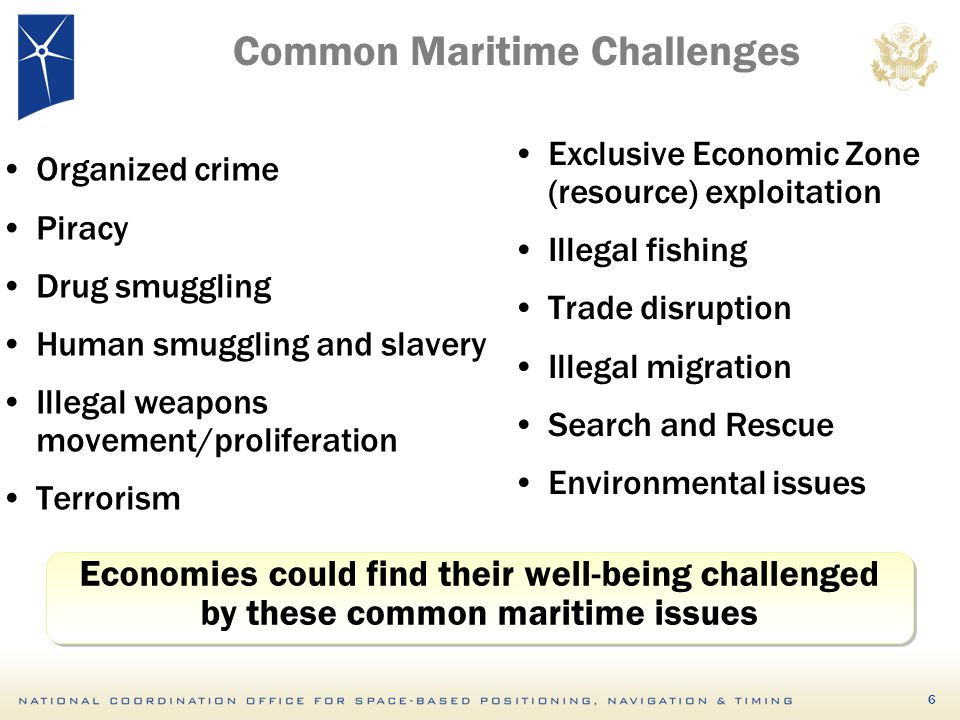 Common Maritime Challenges