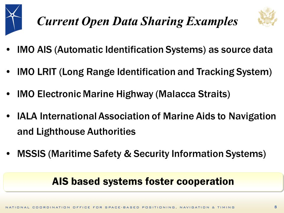 Current Open Data Sharing Examples