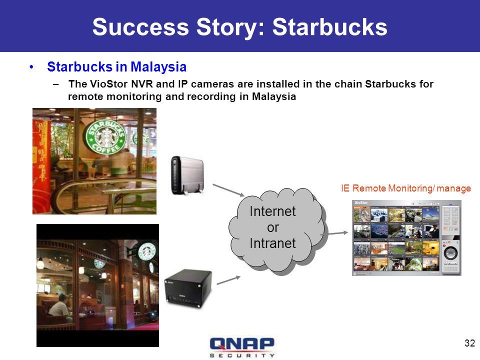 Success Story: Starbucks